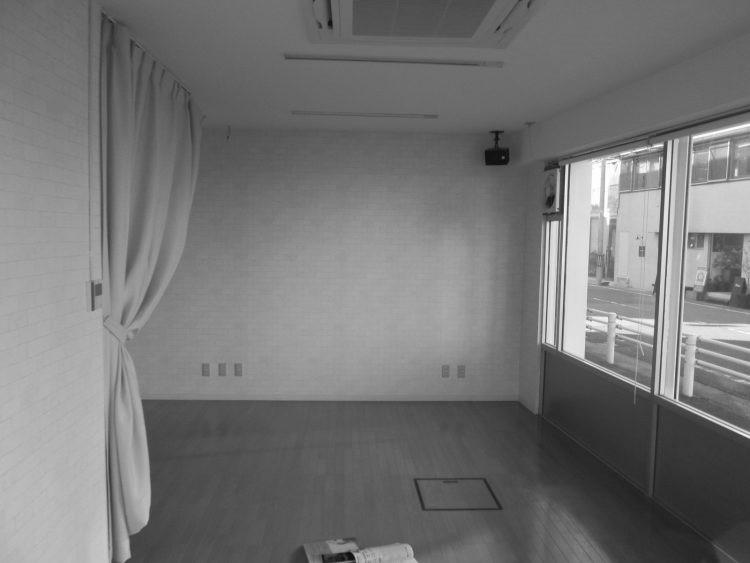 店舗改装 テイクアウト専門コーヒーショップ施工前